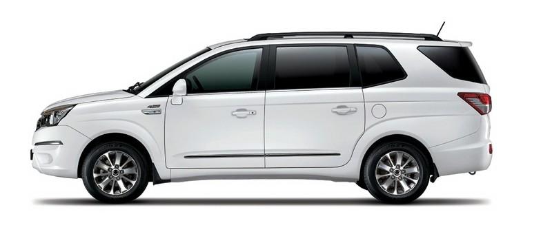 Những mẫu SUV thể thao, sang trọng của SsangYong ở VIMS - ảnh 4