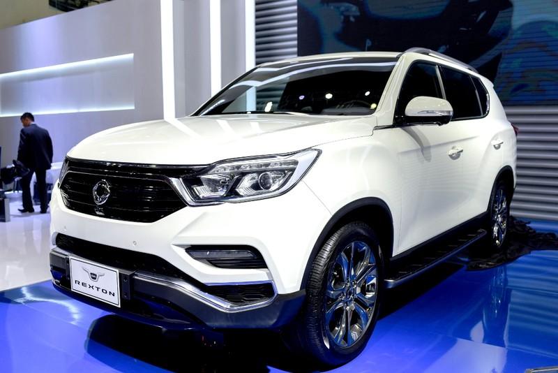 Những mẫu SUV thể thao, sang trọng của SsangYong ở VIMS - ảnh 5