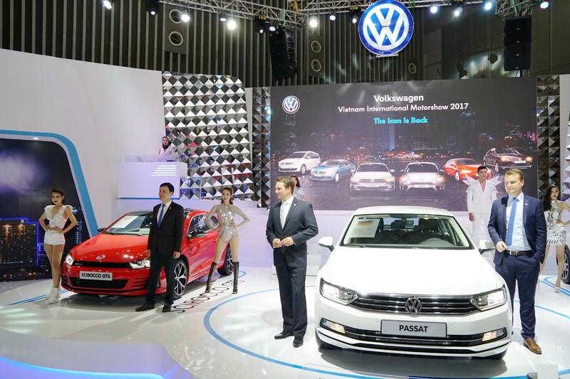 Ghé thăm xe sang & sexy của hãng Volkswagen - ảnh 2
