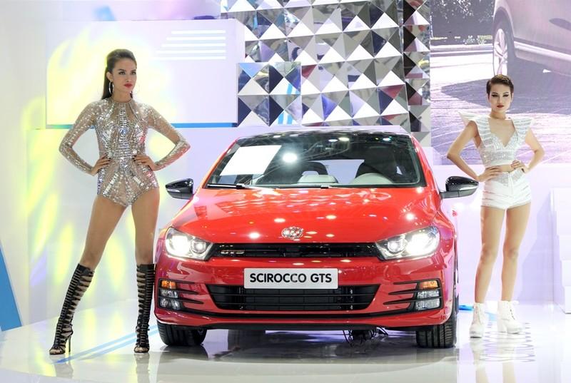 Ghé thăm xe sang & sexy của hãng Volkswagen - ảnh 3