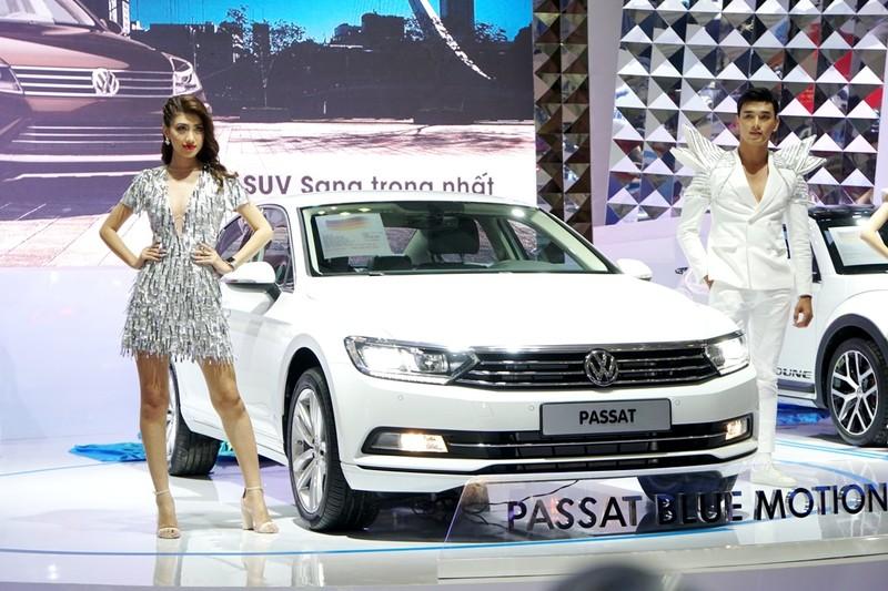 Ghé thăm xe sang & sexy của hãng Volkswagen - ảnh 4