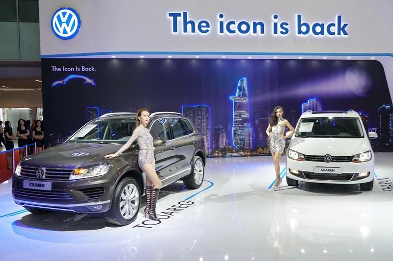 Ghé thăm xe sang & sexy của hãng Volkswagen - ảnh 6