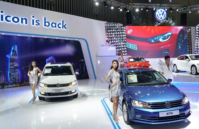 Ghé thăm xe sang & sexy của hãng Volkswagen - ảnh 7
