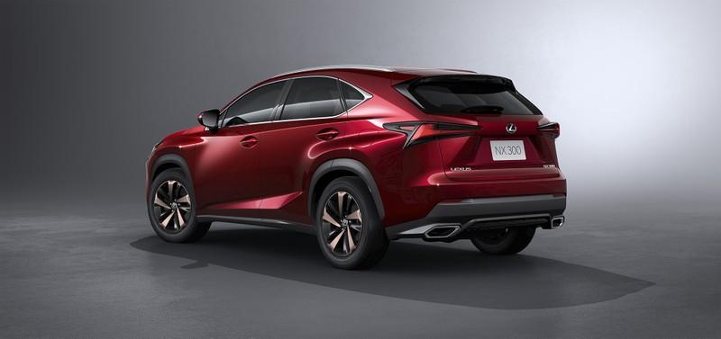 Ra mắt chiếc SUV hạng sang Lexus NX 300 mới - ảnh 2