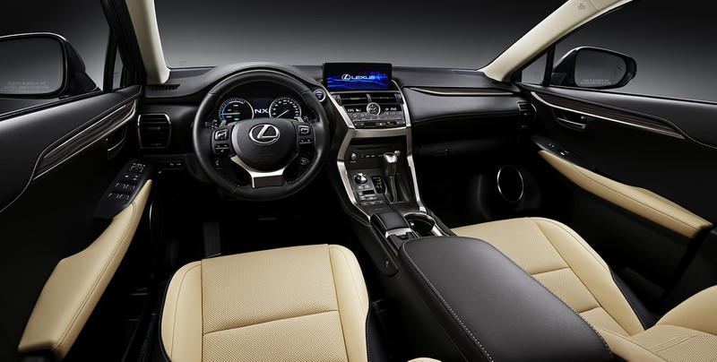 Ra mắt chiếc SUV hạng sang Lexus NX 300 mới - ảnh 3