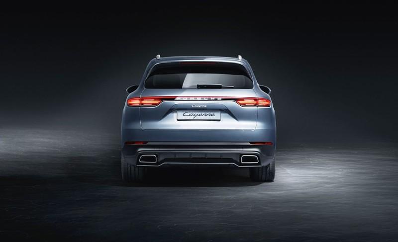 Porsche ra mắt 'Mãnh hổ Cayenne' giá từ 4,5 tỉ đồng - ảnh 2