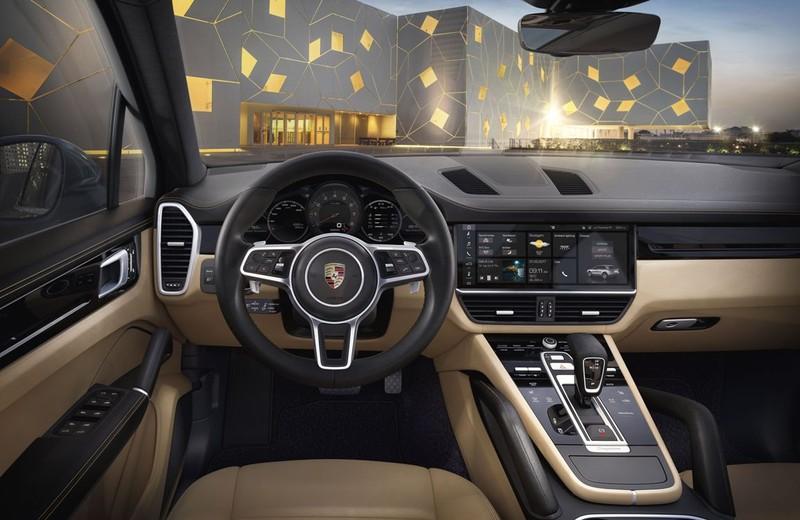 Porsche ra mắt 'Mãnh hổ Cayenne' giá từ 4,5 tỉ đồng - ảnh 3