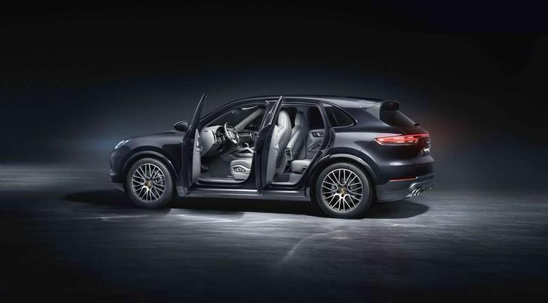 Porsche ra mắt 'Mãnh hổ Cayenne' giá từ 4,5 tỉ đồng - ảnh 6