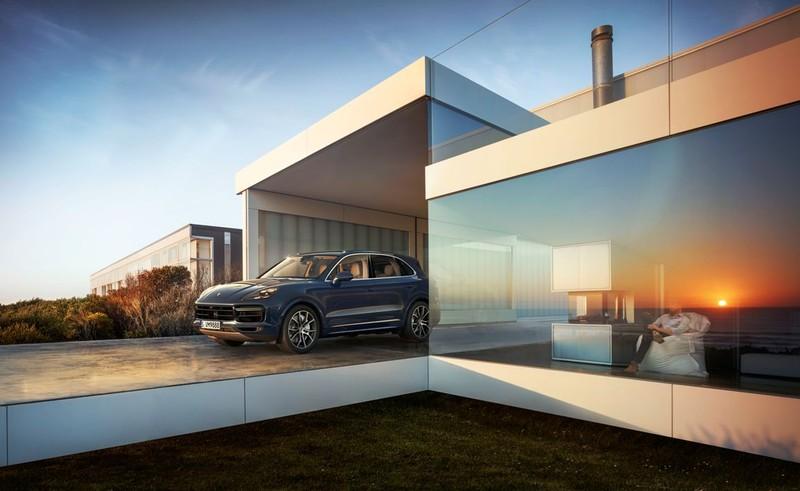 Porsche ra mắt 'Mãnh hổ Cayenne' giá từ 4,5 tỉ đồng - ảnh 7