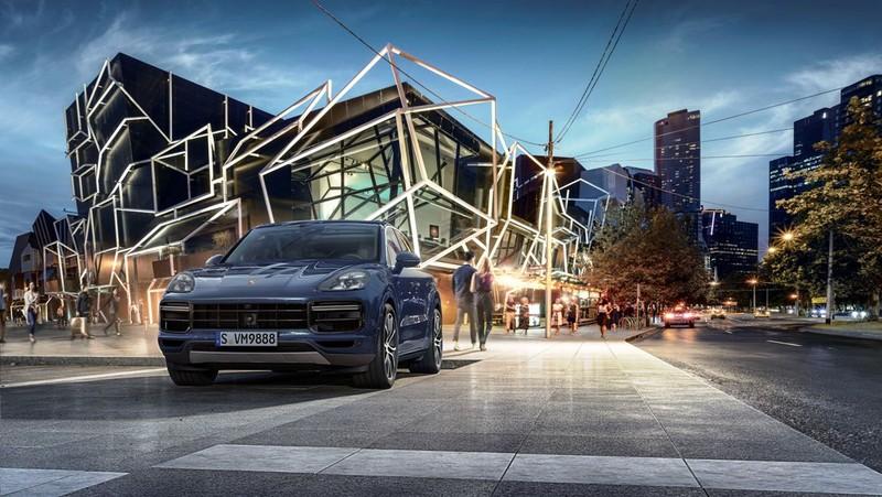 Porsche ra mắt 'Mãnh hổ Cayenne' giá từ 4,5 tỉ đồng - ảnh 8