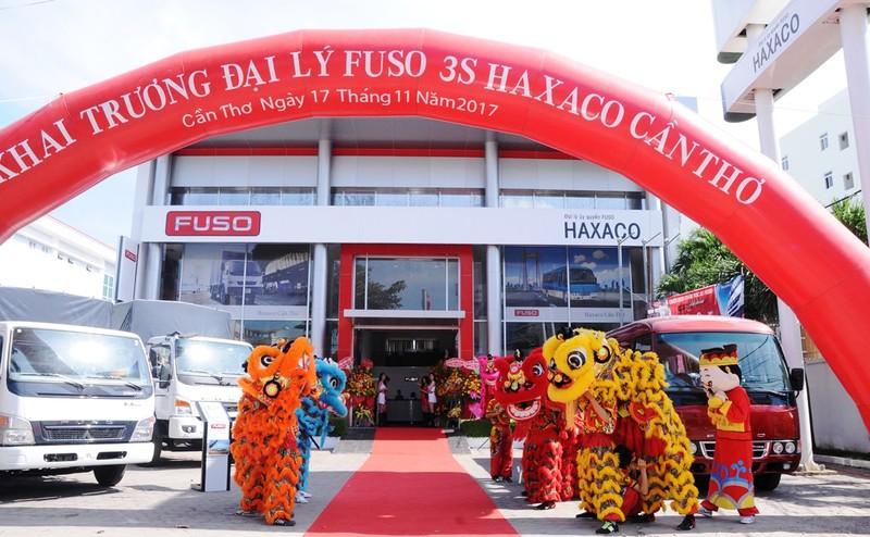 FUSO khai trương đại lý ủy quyền 3S Haxaco Cần Thơ - ảnh 2