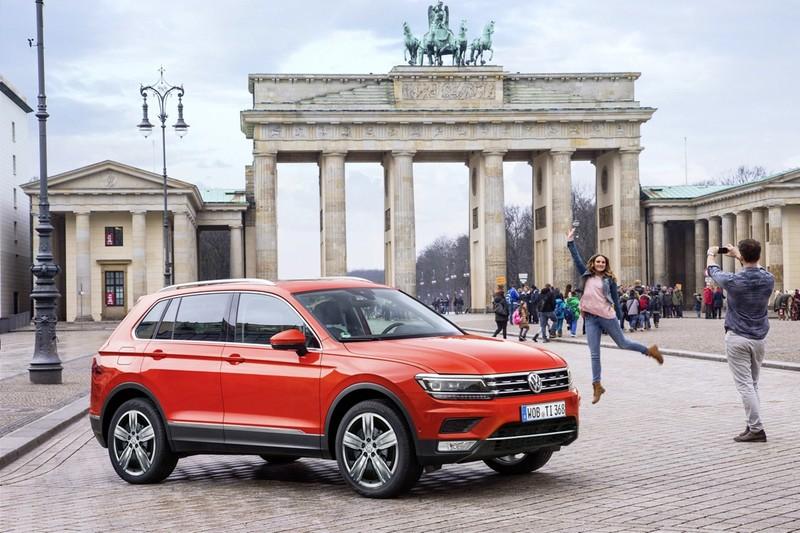 VW Tiguan Allspace 2018: xe SUV 7 chỗ, giá gần 1,7 tỷ - ảnh 1