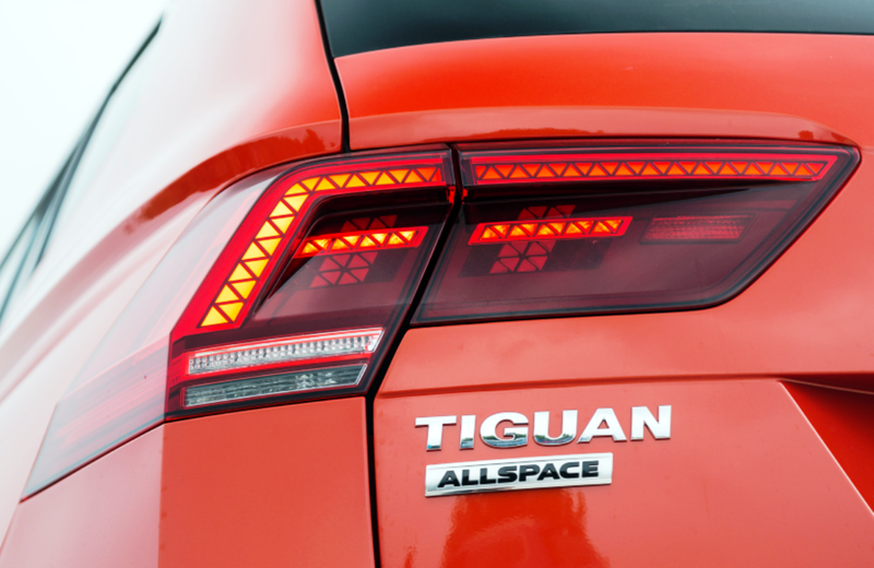 VW Tiguan Allspace 2018: xe SUV 7 chỗ, giá gần 1,7 tỷ - ảnh 4