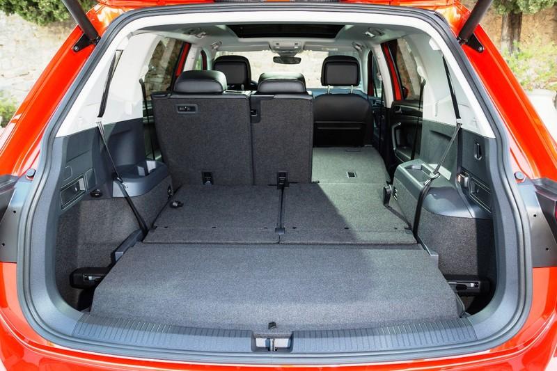 VW Tiguan Allspace 2018: xe SUV 7 chỗ, giá gần 1,7 tỷ - ảnh 5
