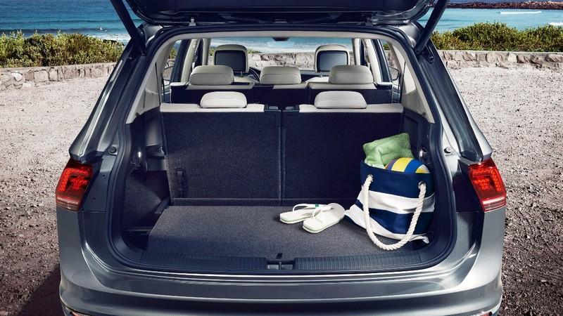 VW Tiguan Allspace 2018: xe SUV 7 chỗ, giá gần 1,7 tỷ - ảnh 6