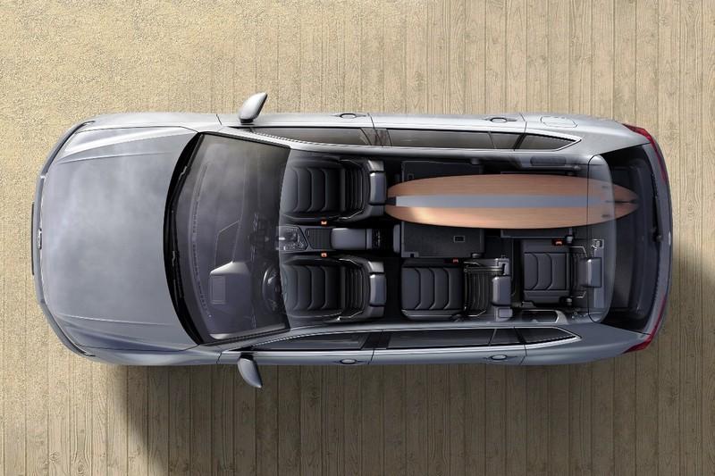 VW Tiguan Allspace 2018: xe SUV 7 chỗ, giá gần 1,7 tỷ - ảnh 7