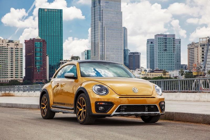 Giá xe Volkswagen đi ngược dòng thị trường - ảnh 2