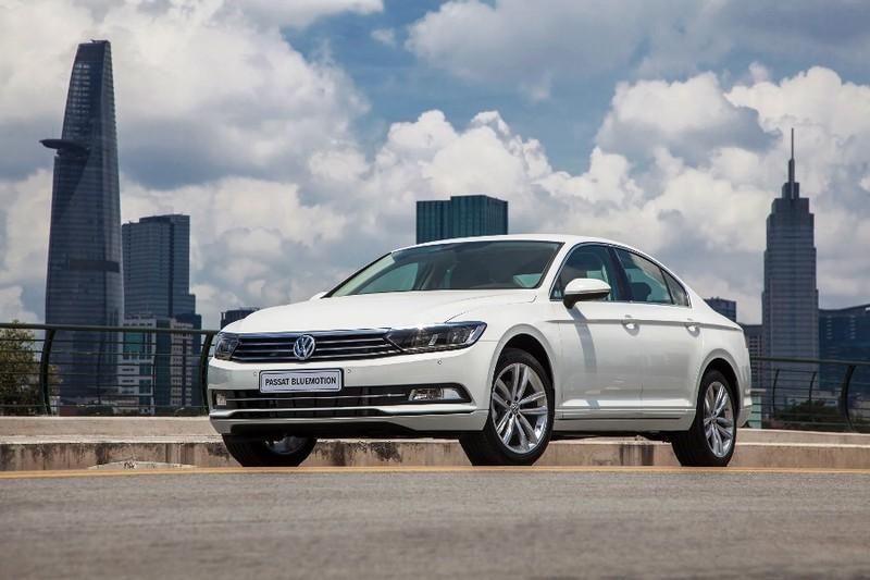 Giá xe Volkswagen đi ngược dòng thị trường - ảnh 3