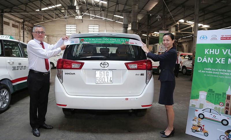 Toyota: tuyên truyền ATGT trên kênh VOV dịp Tết - ảnh 2