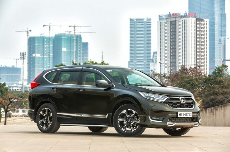 Honda công bố giá 4 mẫu xe nhập khẩu từ Thái Lan - ảnh 2