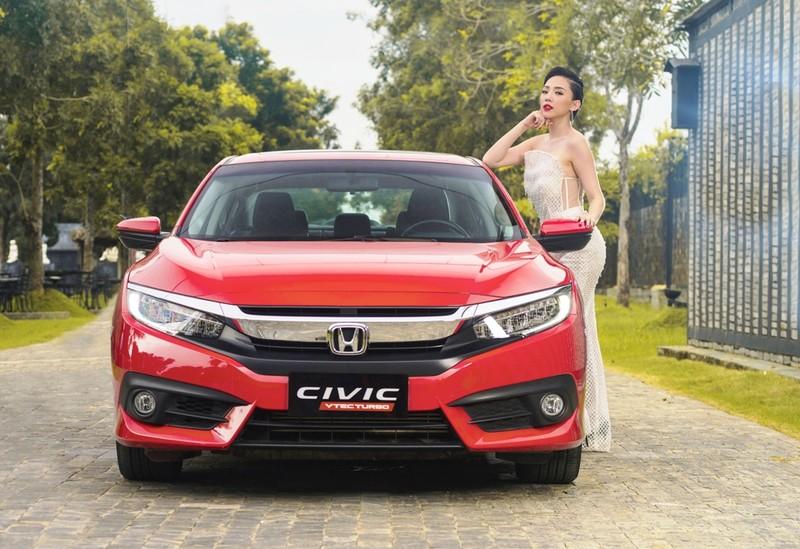 Honda công bố giá 4 mẫu xe nhập khẩu từ Thái Lan - ảnh 3