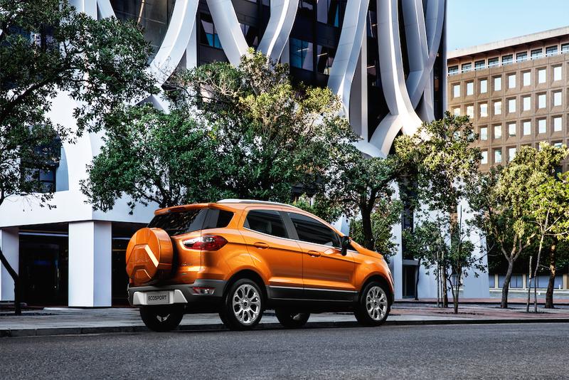 Đã có Ford EcoSport mới 2018: Giá chỉ 545 triệu đồng - ảnh 1