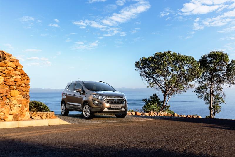 Đã có Ford EcoSport mới 2018: Giá chỉ 545 triệu đồng - ảnh 2