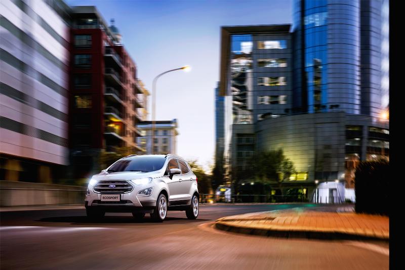 Đã có Ford EcoSport mới 2018: Giá chỉ 545 triệu đồng - ảnh 3