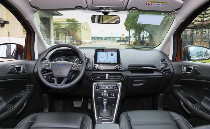 Đã có Ford EcoSport mới 2018: Giá chỉ 545 triệu đồng - ảnh 4