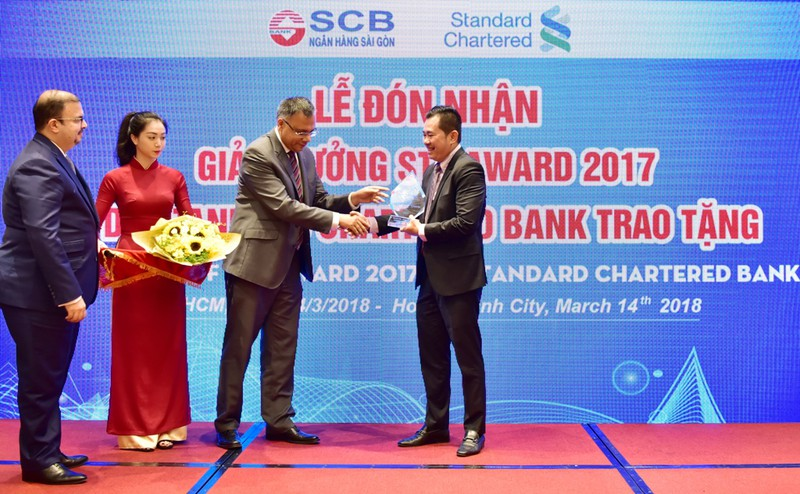SCB nhận chứng chỉ PCI DSS và giải thưởng STP Award - ảnh 2