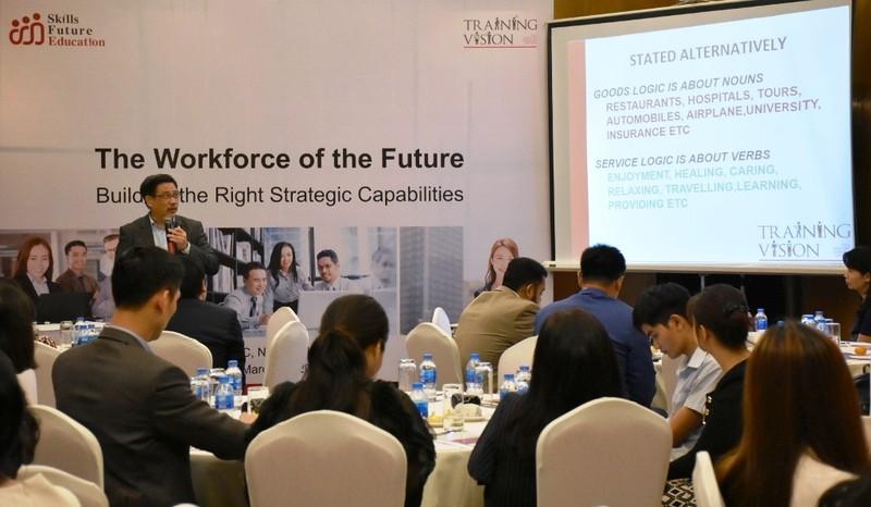 Skills Future Việt Nam đào tạo 250 nhân sự cho Elite - ảnh 1