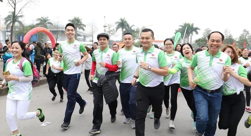 Herbalife Việt Nam đồng hành cùng ngày hội Fun Run - ảnh 1