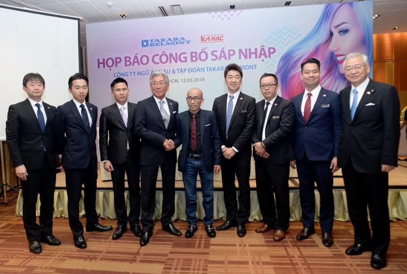Takara Belmont sáp nhập thương hiệu KANAC Việt Nam - ảnh 1