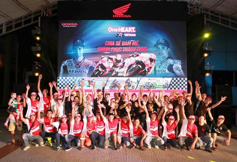 Honda VN tiếp tục đồng hành cùng Repsol Honda Team - ảnh 2