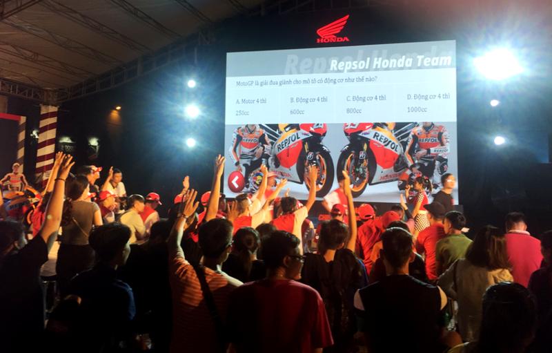 Honda VN tiếp tục đồng hành cùng Repsol Honda Team - ảnh 5