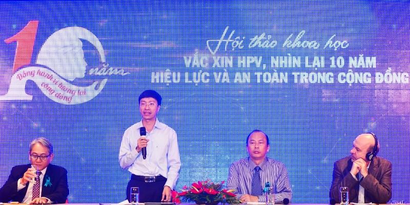 Vắc xin HPV, hành trình 10 năm bảo vệ phụ nữ Việt - ảnh 1