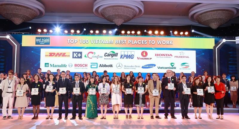 Viettel: Top 3 môi trường làm việc tốt nhất Việt Nam - ảnh 1