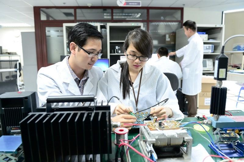 Viettel: Top 3 môi trường làm việc tốt nhất Việt Nam - ảnh 3