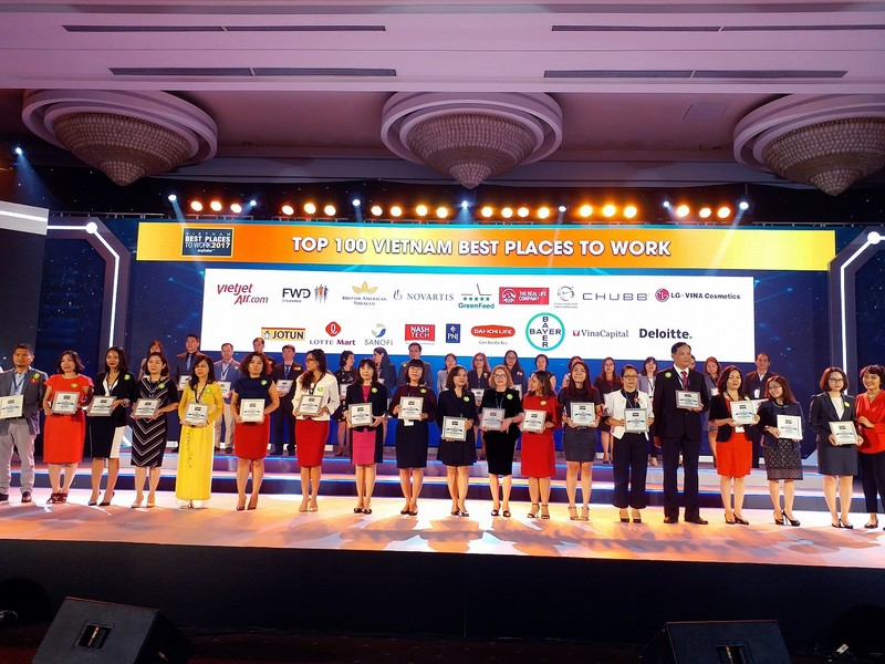 LOTTE Mart - nơi làm việc tốt nhất Việt Nam - ảnh 1