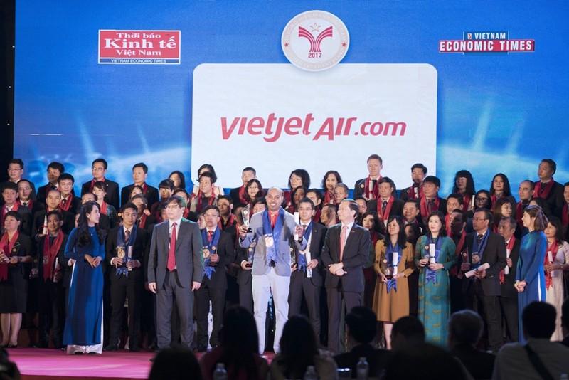 Vietjet: Top 10 doanh nghiệp phát triển uy tín nhất Việt Nam - ảnh 1