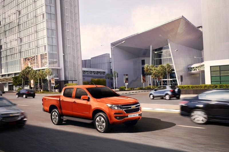 Chevrolet Colorado giảm 30-50 triệu đồng trong tháng 5 - ảnh 1