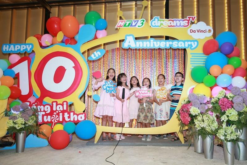 Truyền hình HTV3 DreamsTV mừng sinh nhật 10 tuổi - ảnh 1