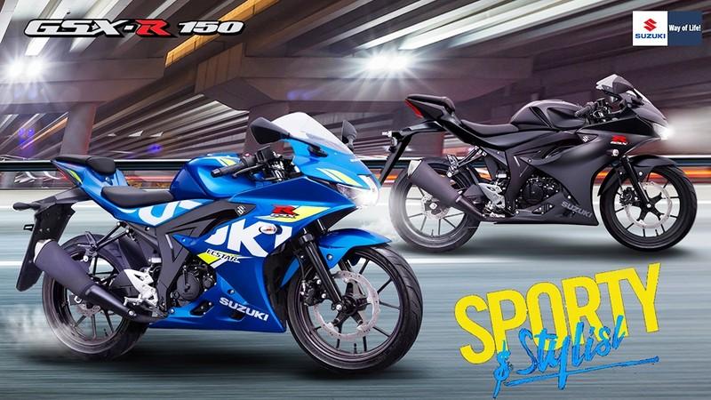 Suzuki GSX-R150: thêm màu mới, thêm cá tính - ảnh 1