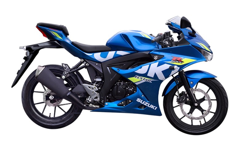 Suzuki GSX-R150: thêm màu mới, thêm cá tính - ảnh 2