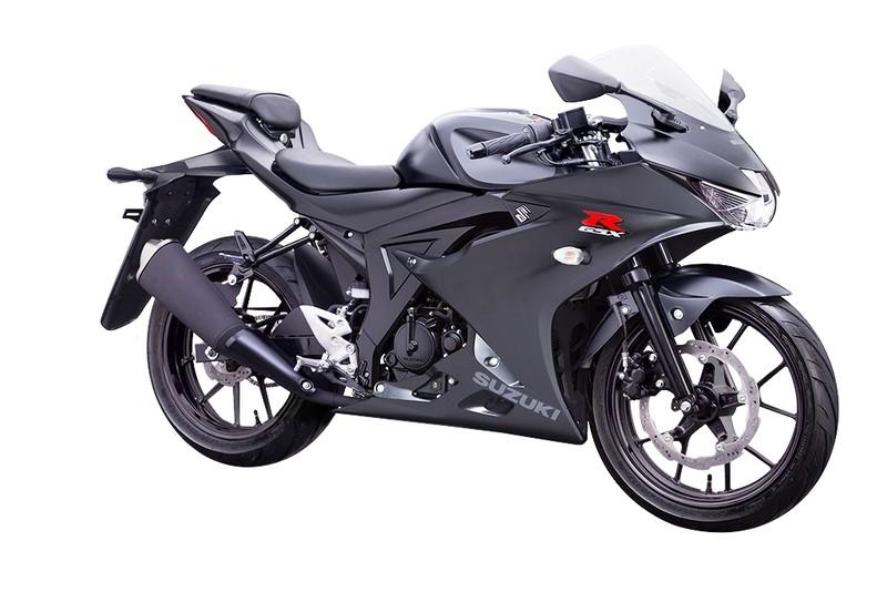 Suzuki GSX-R150: thêm màu mới, thêm cá tính - ảnh 3