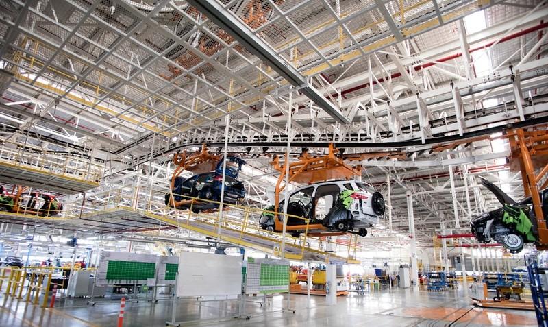 Ford: Giảm lượng khí thải CO2 sớm hơn 8 năm - ảnh 1