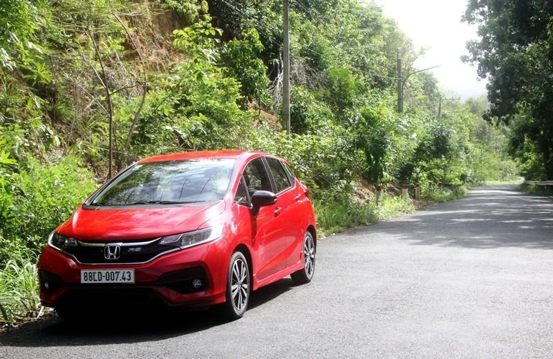 Honda Jazz RS: Bản nhạc dịu êm, mượt mà, cá tính - ảnh 3