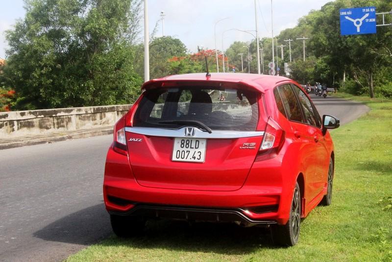 Honda Jazz RS: Bản nhạc dịu êm, mượt mà, cá tính - ảnh 4