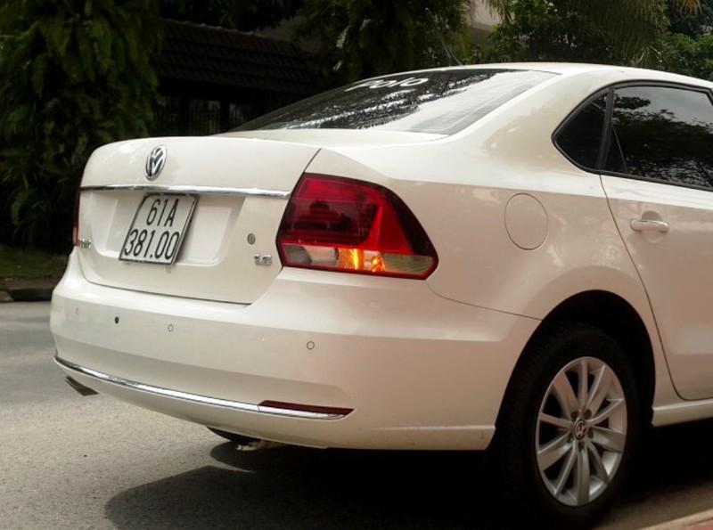 Volkswagen Polo: chiếc sedan tinh tế, mạnh mẽ kiểu Đức - ảnh 3