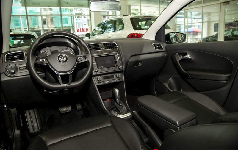 Volkswagen Polo: chiếc sedan tinh tế, mạnh mẽ kiểu Đức - ảnh 4
